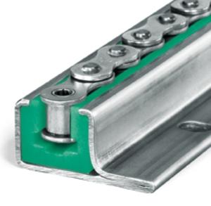 Chain guides for roller chains / Murtfeldt - Performance in