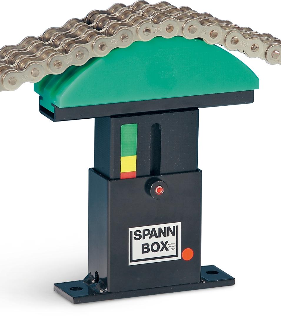 NEW SPANN BOX  CHAIN TENSIONER